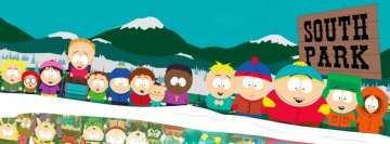 Video Game South Park The Stick of Truth Facebook cover photo