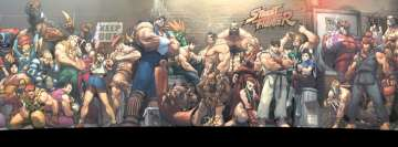 Video Game Street Fighter Facebook Banner
