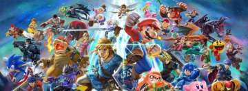 Video Game Super Smash Bros Ultimate