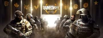 Video Game Tom Clancys Rainbow Six Siege Fb Cover