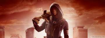 Video Game Tom Clancys Rainbow Six Siege Operation Red Crow Facebook cover photo