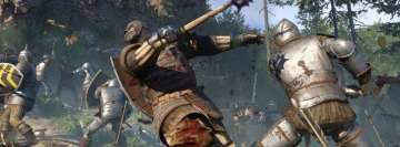 Video Games Kingdom Come Deliverance Facebook cover photo