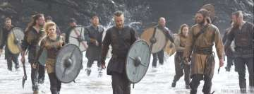 Vikings Going to Battle