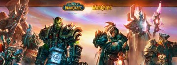 Warcraft Facebook cover photo