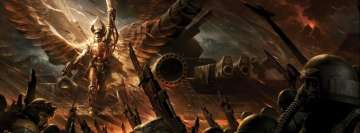 Warhammer Facebook cover photo