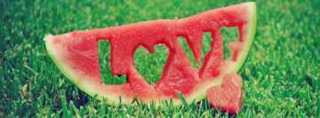 Watermelon Love Facebook Banner