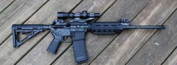 Weapons Assault Rifle Facebook cover photo