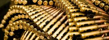 Weapons Bullets Facebook Cover Photo
