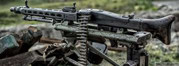 Weapons MG-42 Facebook Wall Image