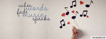 When Words Fade Facebook cover photo