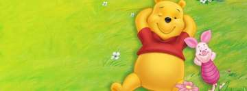 Winnie The Pooh Facebook Wall Image