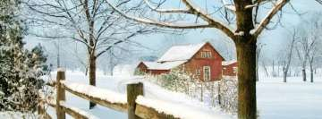 Winter House Facebook Banner