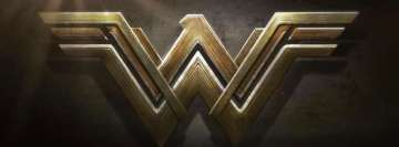 Wonder Woman Sunny Logo Facebook Banner