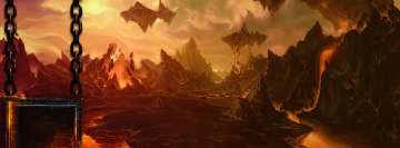 Wow Firelands Facebook Cover-ups