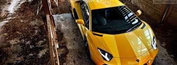 Yellow Lambo Fb Cover