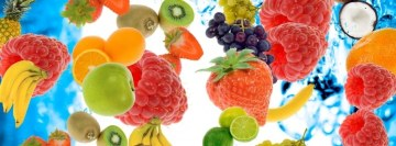 Yummy Fruits Facebook Cover