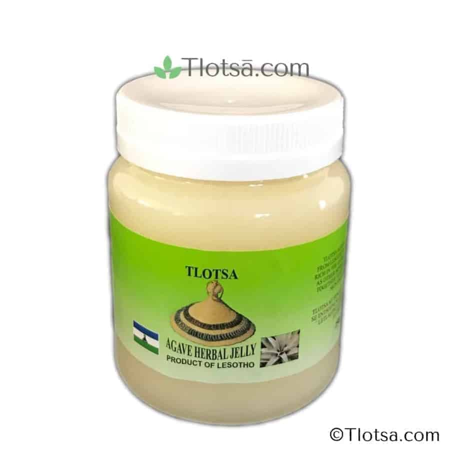 250g Tlotsa Agave Herbal Jelly