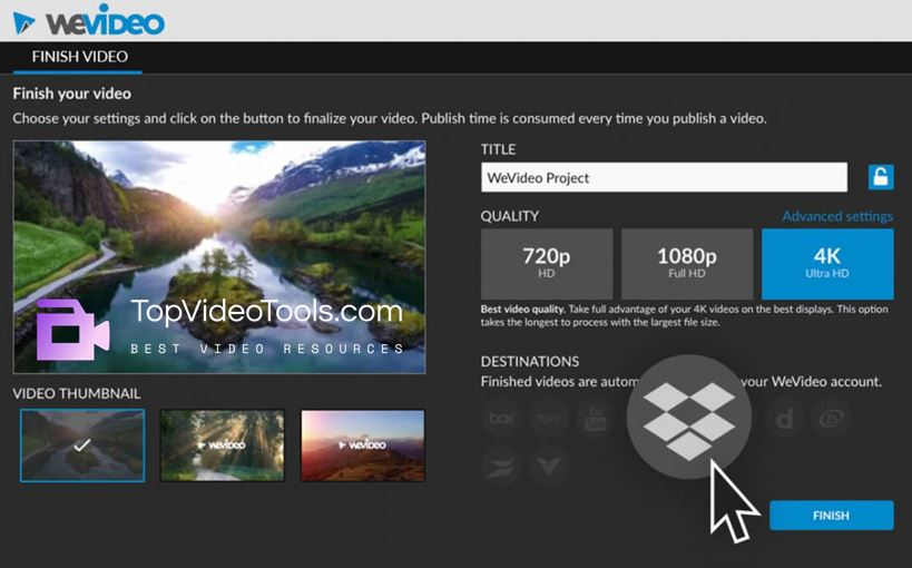 WeVideo Online Video Editing Tool Top Video Tools