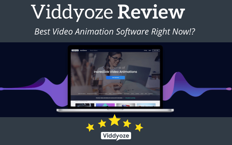 Viddyoze Review 4.0 | Best Stunning Videos Creation Tool