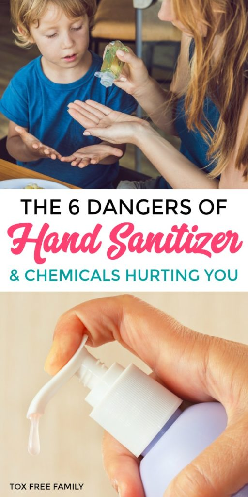 6 Dangers Of Hand Sanitizers Safer Options To Reach For Instead