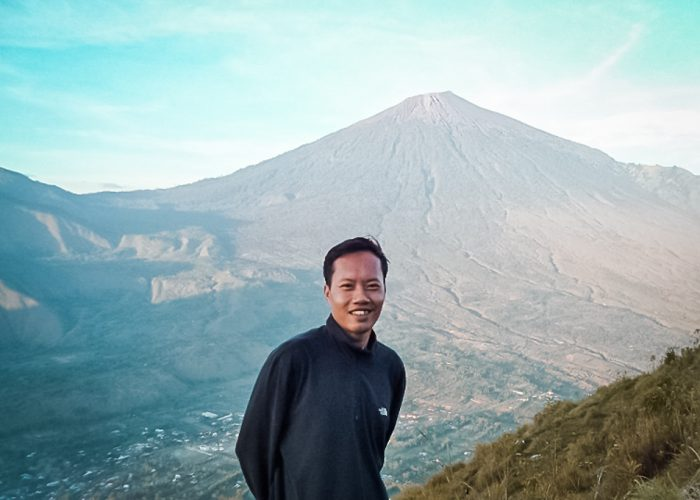Rey Maulana Travel Bloggers Indonesia