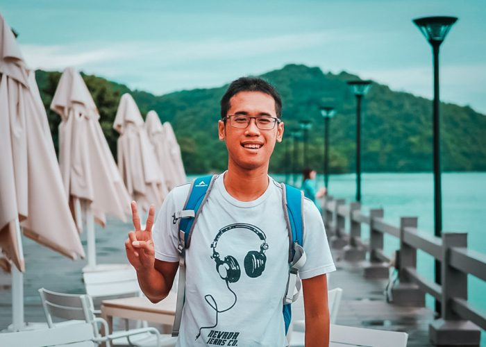 Rijal Fahmi Travel Bloggers Indonesia