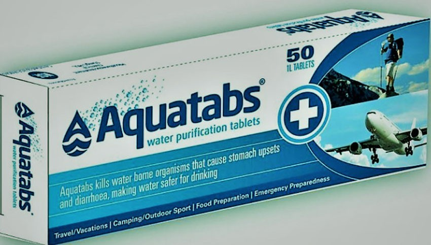 Purification Tablet