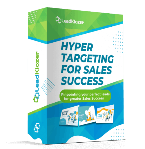 Hyper Targeting For Sales Success