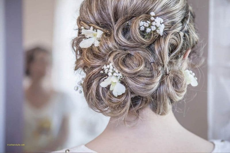 beautiful hairstyle tips for brides