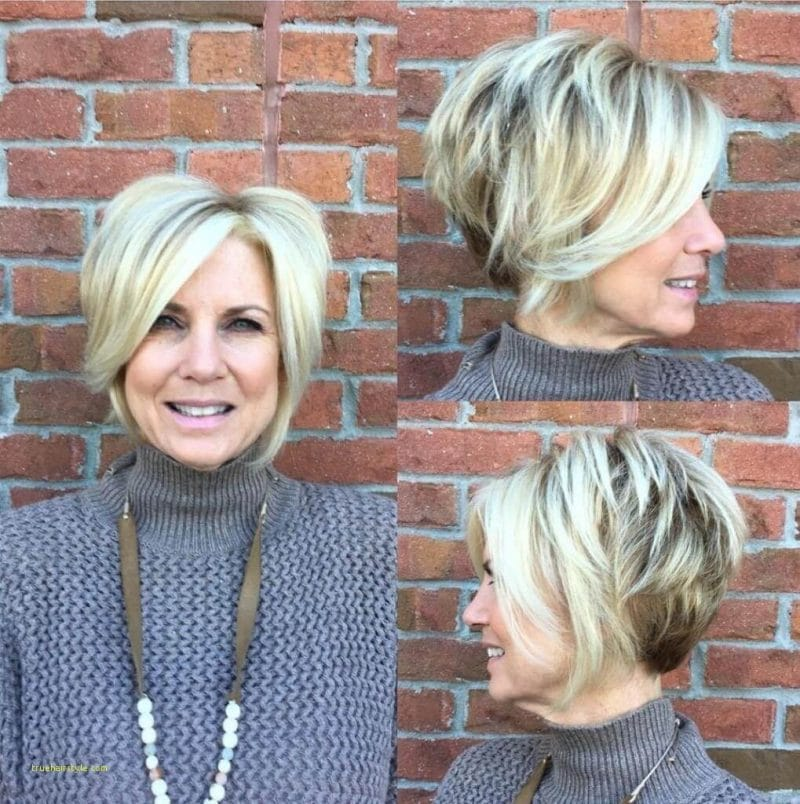 luxury best short layered hair for over 50 2