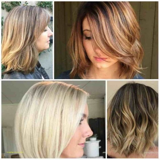 fresh beautiful cute easy hairstyle for medium length thick hair