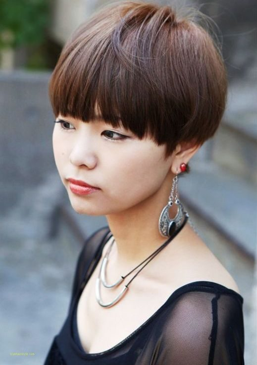 fresh fresh cute short hairstyles for round faces 1