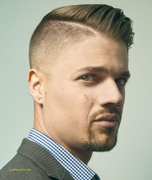 fresh perfect men short comb over hairstyles 1
