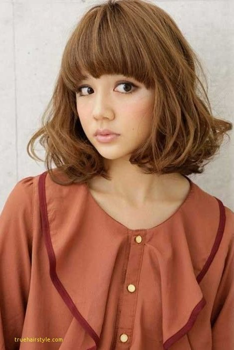luxury fresh cute short hairstyles for round faces