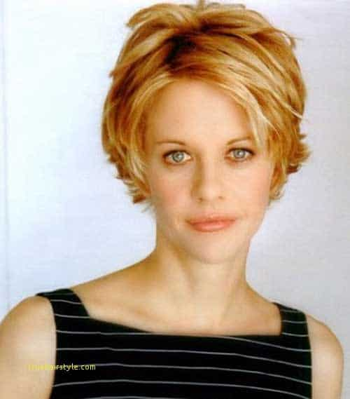 luxury new short haircuts for women over 50 with thick hair
