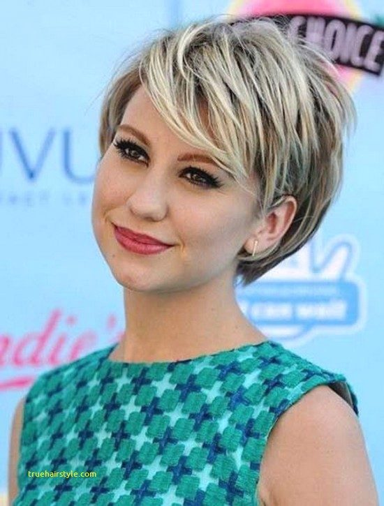best of hairstyles for round faces short hair in this year