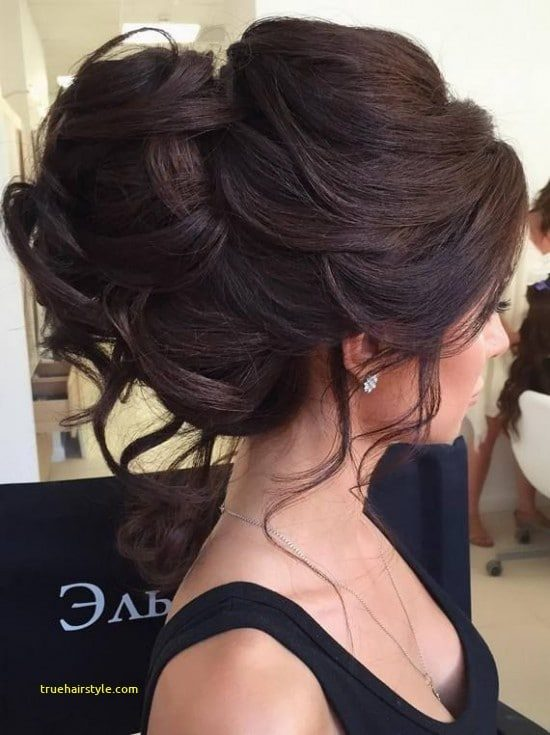 fresh french braided wedding updo for bridesmaids