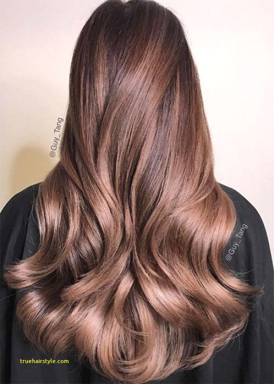 awesome unique milk chocolate brown hair color of all time