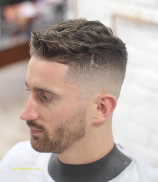 elegant awesome new hairstyle for short hair men today