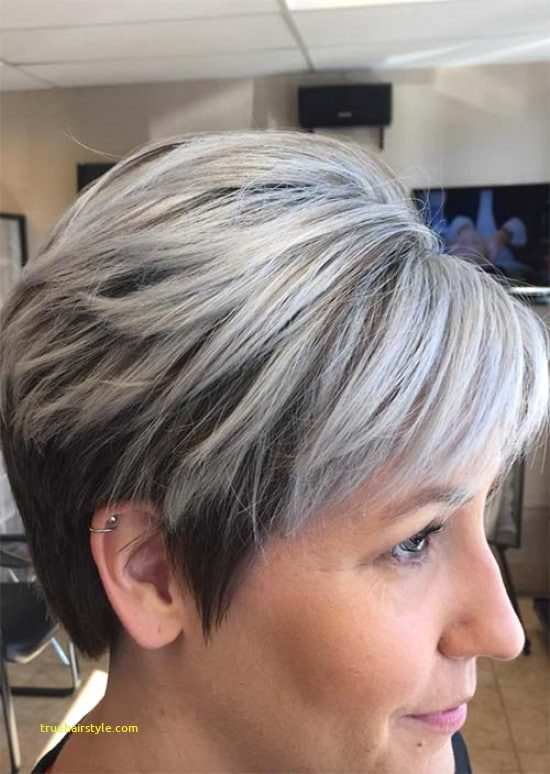 elegant fresh hairstyle for short fine hair over 50s of all time 1