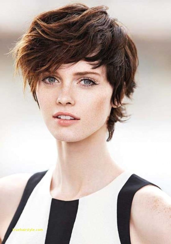 great elegant long shaggy pixie haircut of all time