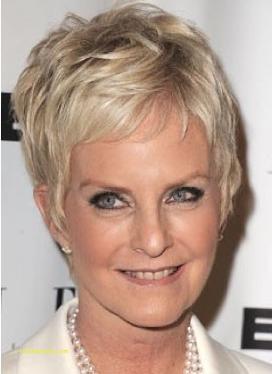 great fresh hairstyle for short fine hair over 50s of all time