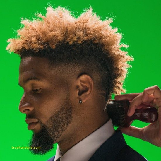 great odell beckham haircut of all time