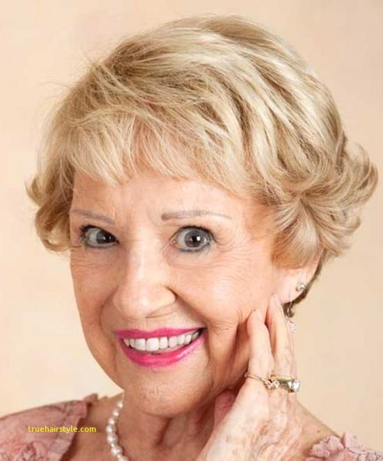 inspirational fresh hairstyle for short fine hair over 50s of all time