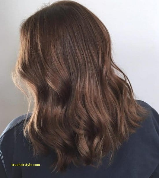 inspirational unique milk chocolate brown hair color in this year 1