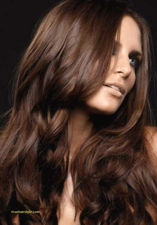inspirational unique milk chocolate brown hair color in this year