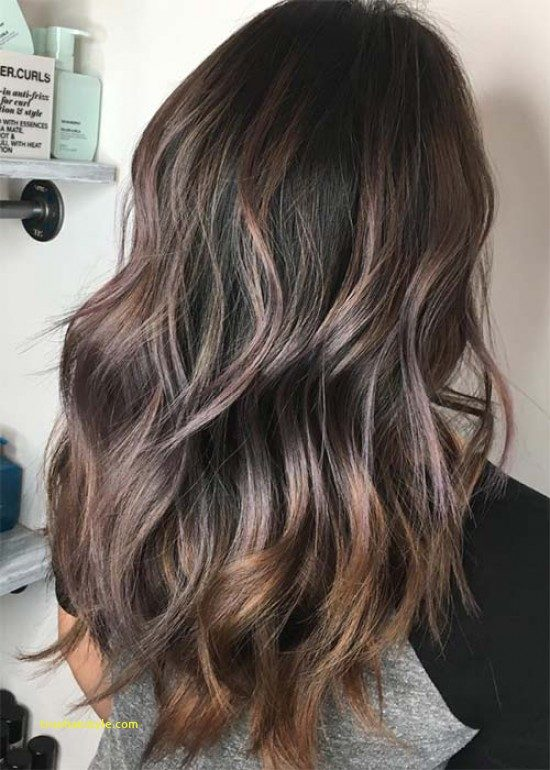 inspirational unique milk chocolate brown hair color today 1
