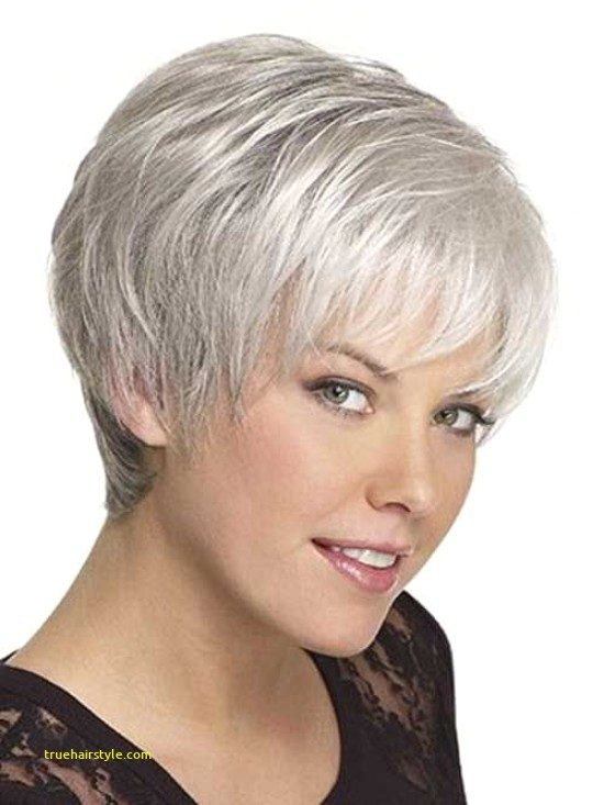 luxury fresh hairstyle for short fine hair over 50s today