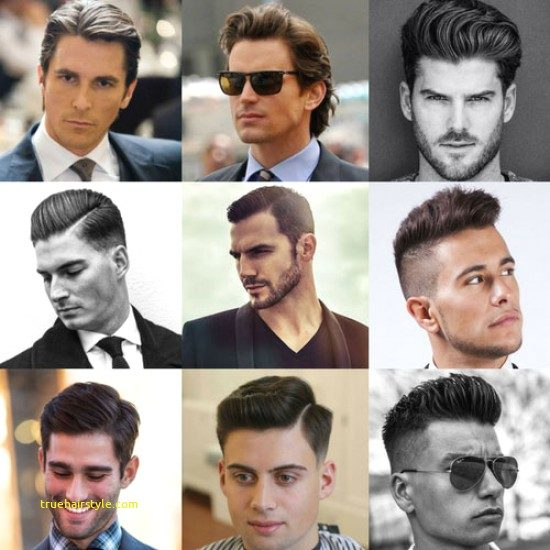 luxury professional business hairstyles for men of all time