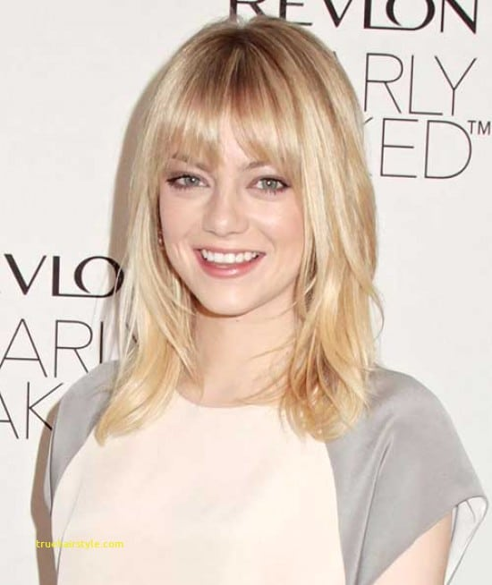 new fresh medium length haircuts with bangs of all time